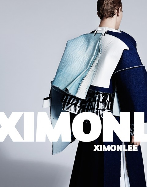 Shirley Yu for Ximon Lee lookbook