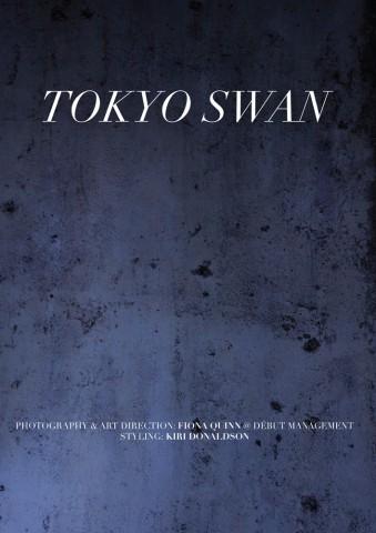Mola user: Fiona Quinn - Tokyo Swan