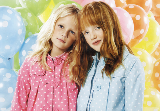 Mola spotted: Benetton Kids