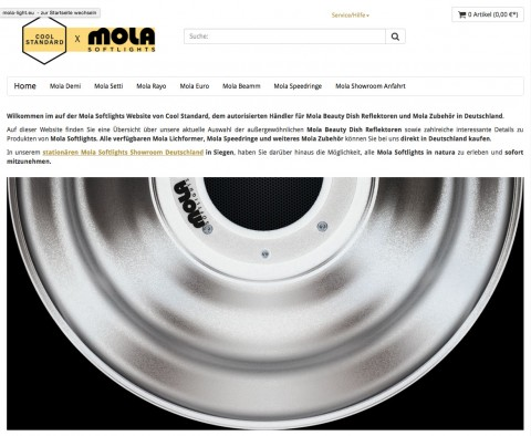 Mola in Germany!