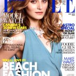 Mola spotted: Kori Richardson for Elle Canada