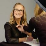 Lara Spencer for Tura eyewear